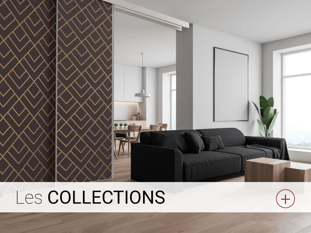 Cloisons coulissantes collections