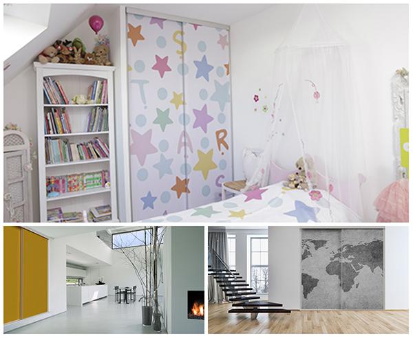 Dans la cuisine, la chambre ou le couloir, choisissez le décor de vos rêves et habillez votre mur en un clin d'œil !