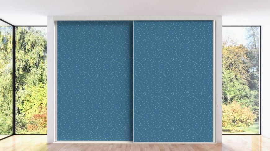 Les faces cachées de la toile polyester pour portes et cloisons coulissantes