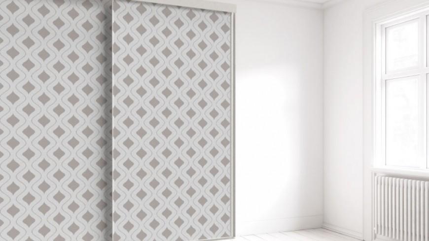 Les différents matériaux de portes de placard